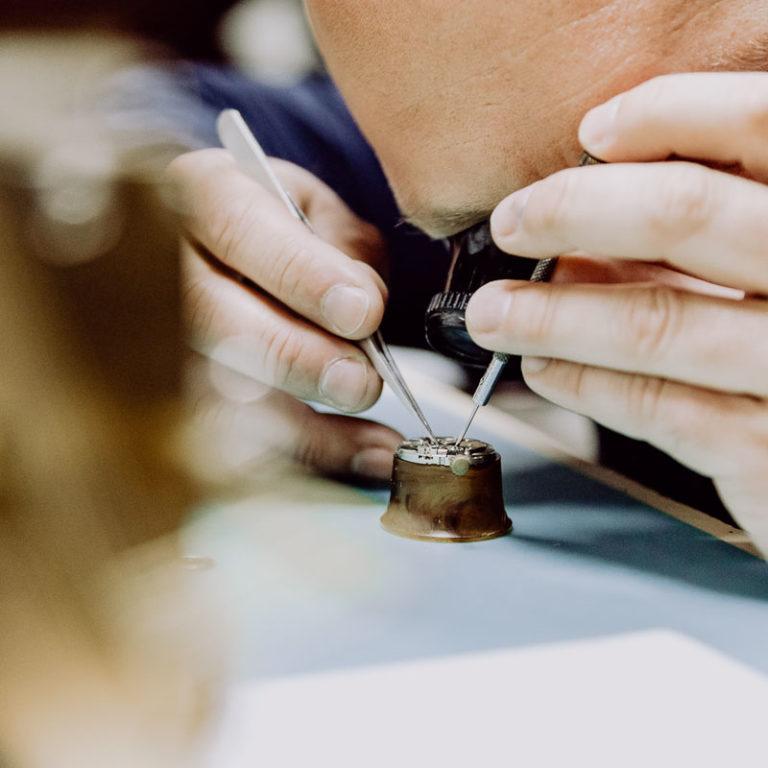 Fachwerkstatt Uhren und Schmuck Neumarkt