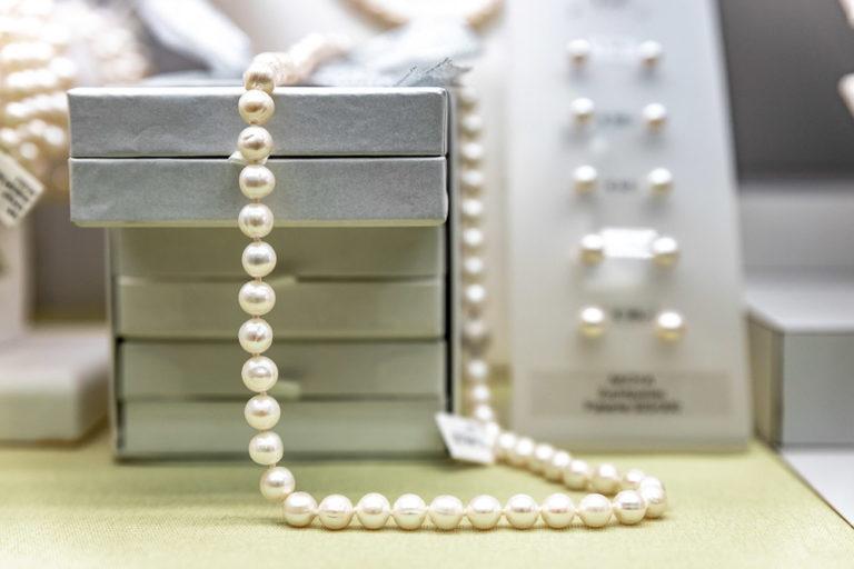 Perlenschmuck und Perlenkette Neumarkt